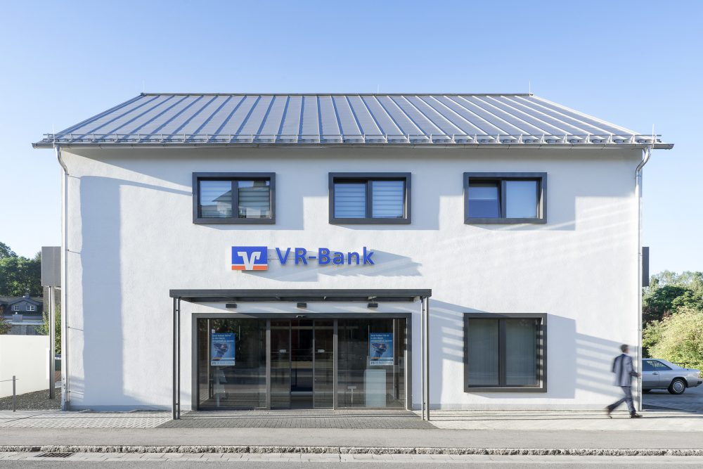 Referenz VR-Bank Grub am Forst